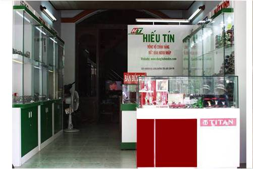 cửa hàng đồng hồ